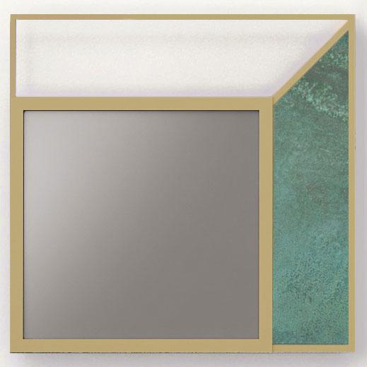 """Mirror Wall """"Vittoria"""" (MA 07-L)"""