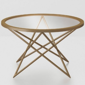 "Coffee table ""Star of Pythagoras"""