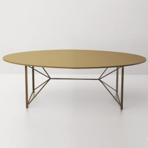 "Coffee table ""Ellipse"""