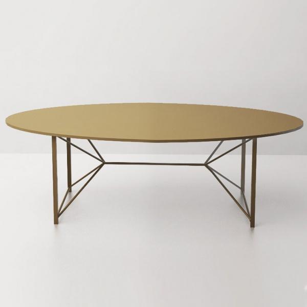 "Coffee table ""Ellipse"""